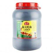 海天上等蚝油6kg——广州天天生鲜蔬菜配送公司